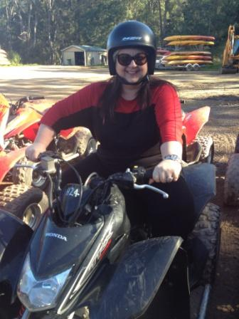 TMIC Strategy 2013 - Angela Quad Biking